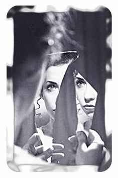 Фото зеркальных осколков