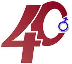 40-летие мужчины