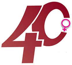 40-летие женщины
