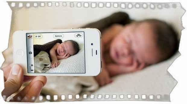 Спи малыш - фото
