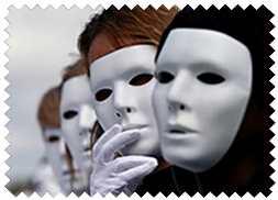 Анонимные мужчины