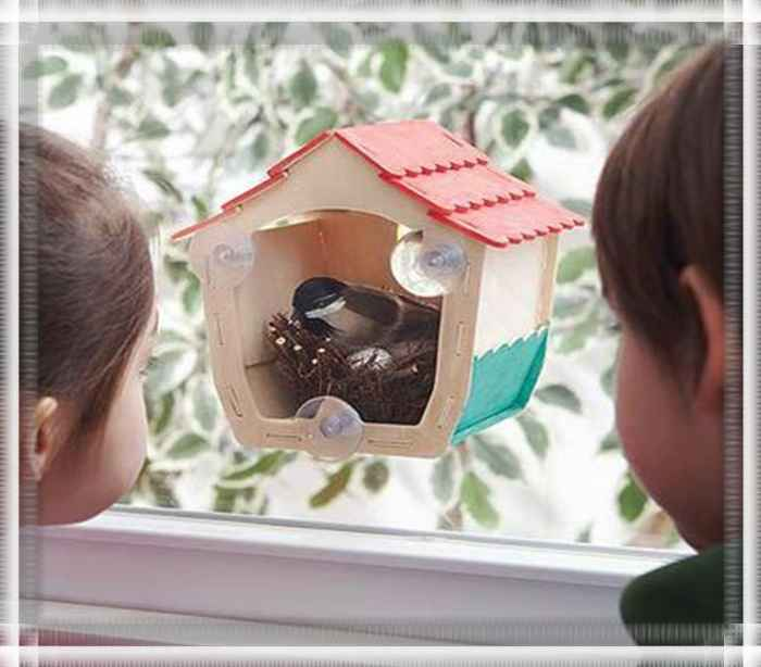 Дом для птички
