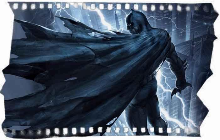 Охота Бэтмена