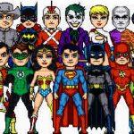 Кто Самый Сильный Супергерой в мире? Топ 20