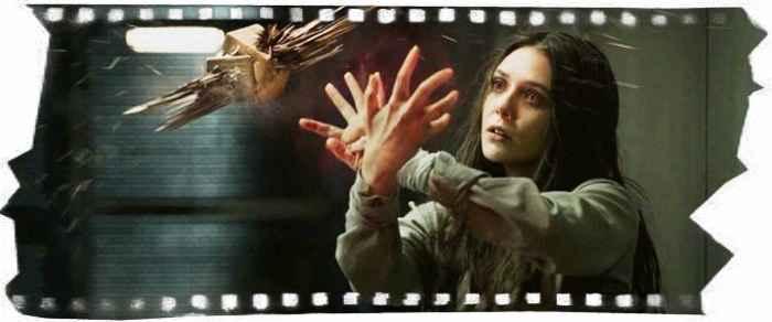 Героиня - Алая Ведьма