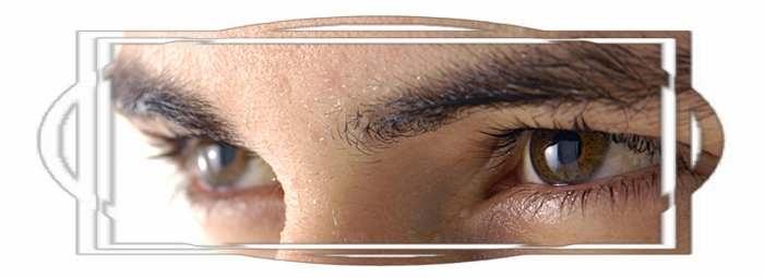 Красивые мужские глаза
