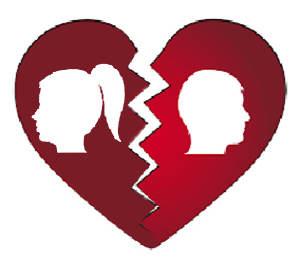 Разрыв любовных отношений
