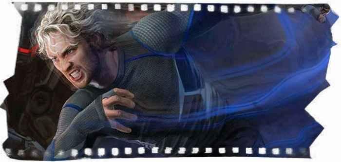 Супергерой Ртуть