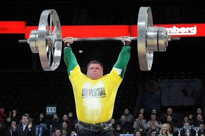 Самый сильный Литовец