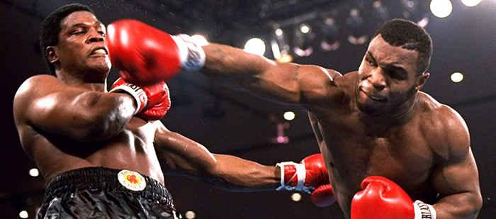 Самый сильный боксер
