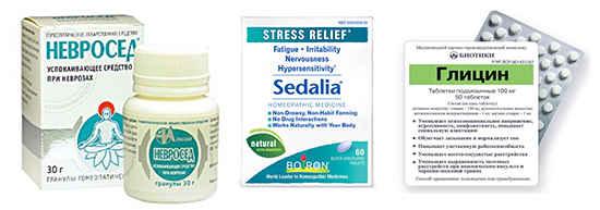 Выбор успокоительных средств для лечения климакса